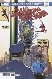[Spider-Man: Marvels Snapshot #1 (Chaykin Variant) (Product Image)]