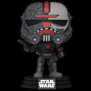 [Star Wars: The Bad Batch: Pop! Bobble-Head: Hunter (Product Image)]
