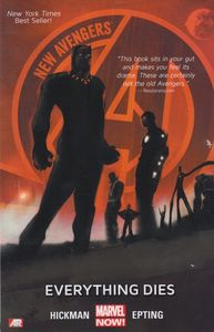 [New Avengers: Volume 1: Everything Dies NOW! (Product Image)]
