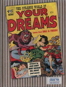 [Strange World Of Your Dreams: Comics Meet Freud & Dali (Hardcover) (Product Image)]