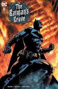 [Batman's Grave #8 (Product Image)]