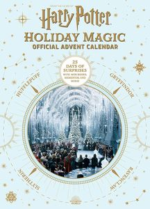 [Harry Potter: Holiday Magic: The Official Advent Calendar (Product Image)]