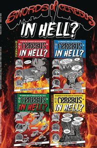 [Swords Of Cerebus: In Hell: Volume 1 (Product Image)]