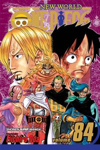 [One Piece: Volume 84 (Product Image)]