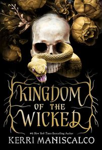 [Kingdom Of The Wicked (Signed Edition Hardcover) (Product Image)]