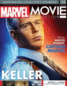 [Marvel Movie Collection #118: Agent Keller (Product Image)]