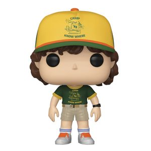 [Stranger Things: Season 3: Pop! Vinyl Figure: Dustin At Camp (Product Image)]