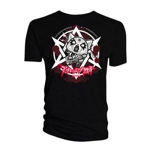 [Aggretsuko: T-Shirt: Heavy Metal Japan (Product Image)]