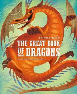 [The Great Book Of Dragons (Hardcover) (Product Image)]
