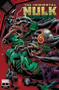 [King In Black: Immortal Hulk #1 (Bennett Variant) (Product Image)]