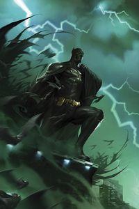 [Future State: The Next Batman #2 (Francesco Mattina Card Stock Variant) (Product Image)]