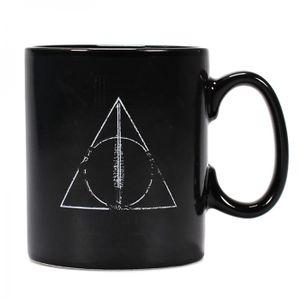 [Harry Potter: Heat Change Mug: Deathly Hallows (Product Image)]
