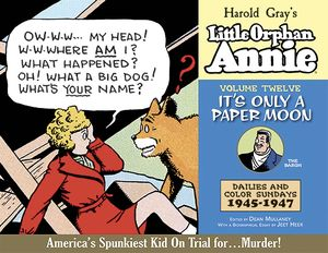 [Complete Little Orphan Annie: Volume 12 (Hardcover) (Product Image)]