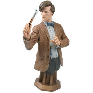 [Doctor Who: Masterpiece Collection Maxi Bust: 11th Doctor (Product Image)]