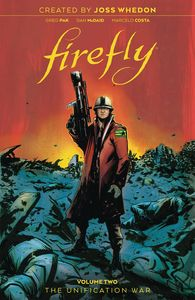 [Firefly: Unification War: Volume 2 (Hardcover) (Product Image)]