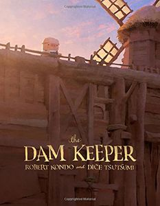 [The Dam Keeper (Hardcover) (Product Image)]