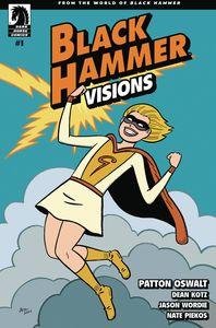 [Black Hammer: Visions #1 (Hernandez Stewart Variant Edition) (Product Image)]