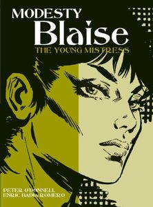 [Modesty Blaise: Young Mistress (Titan Edition) (Product Image)]
