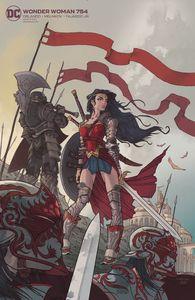 [Wonder Woman #754 (Card Stock Rafael Grampa Variant Edition) (Product Image)]