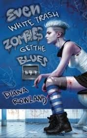 [Even White Trash Zombies Get The Blues (Product Image)]