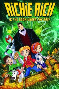 [Richie Rich: Volume 1: Boon Under The Bay (Digest) (Product Image)]