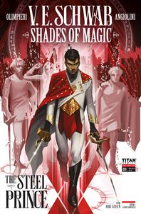 [Shades Of Magic #1 (Steel Prince - Cover A - Ianniciello) (Product Image)]