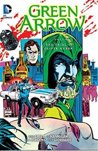 [Green Arrow: Volume 3: The Trial Of Oliver Queen (Product Image)]