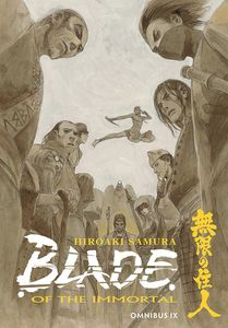 [Blade Of The Immortal: Omnibus: Volume 9 (Product Image)]