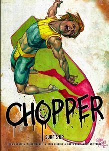 [Chopper: Surf's Up (Signed Edition) (Product Image)]