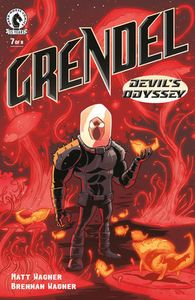 [Grendel: Devils Odyssey #7 (Cover B Guillory) (Product Image)]