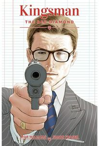 [Kingsman: Red Diamond #1 (Cover A Signed Edition) (Product Image)]