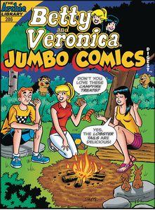 [Betty & Veronica: Jumbo Comics Digest #286 (Product Image)]