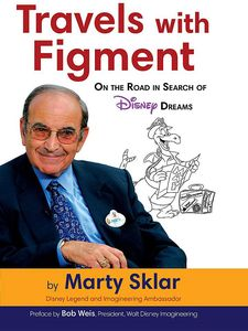 [Travels With Figment: On The Road In Search Of Disney (Hardcover) (Product Image)]
