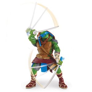 [Teenage Mutant Ninja Turtles: Deluxe Movie Action Figures: Leonardo (Product Image)]
