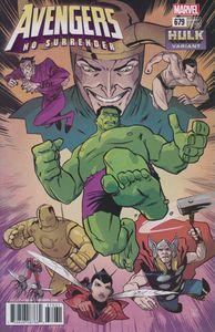 [Avengers #679 (Perez Hulk Variant) (Legacy) (Product Image)]