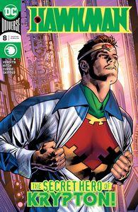 [Hawkman #8 (Product Image)]