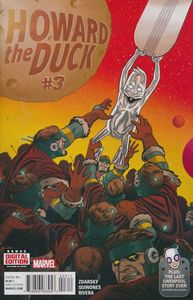 [Howard The Duck #3 (Product Image)]