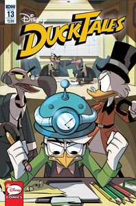[DuckTales #13 (Cover A Ghiglione) (Product Image)]