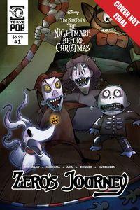 [Nightmare Before Christmas: Zeros Journey #11 (Product Image)]