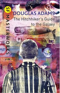 [SF Masterworks: The Hitchhikers Guide To The Galaxy (Hardcover) (Product Image)]