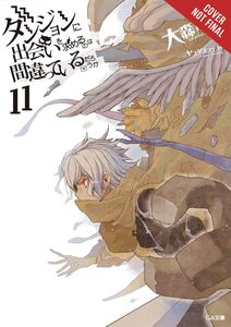 [Is Wrong Pick Up Girls In A Dungeon: Light Novel: Volume 11 (Product Image)]