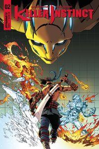 [Killer Instinct #2 (Cover B Lau) (Product Image)]