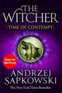 [The Witcher: Book 2: Time Of Contempt (New Jacket) (Product Image)]