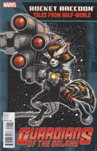 [Rocket Raccoon: Tales From Half-World (Product Image)]