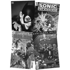 [Forbidden Planet: Comic Grab Bag (4 Comics) (Product Image)]