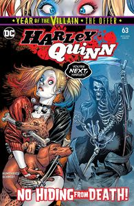 [Harley Quinn #63 (YOTV The Offer) (Product Image)]