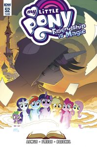[My Little Pony: Friendship Is Magic #52 (Product Image)]