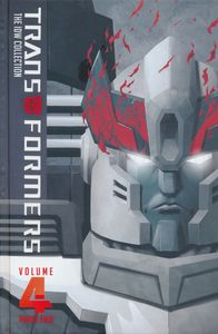 [Transformers: IDW Collection: Phase 2: Volume 4 (Hardcover) (Product Image)]