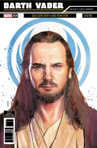 [Star Wars: Darth Vader #19 (Reis Galactic Icon Variant) (Product Image)]
