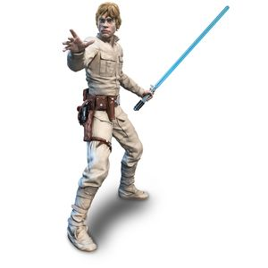 [Star Wars: The Empire Strikes Back: Black Series: Hyperreal Luke Skywalker (Product Image)]